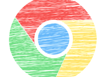 Chrome Logó